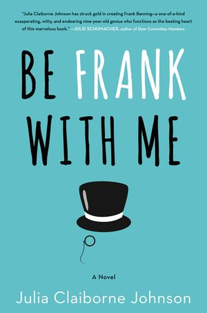 Be Frank With Me book image