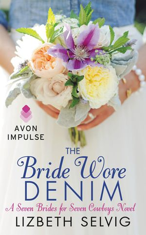 The Bride Wore Denim book image