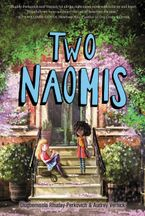 Two Naomis Hardcover  by Olugbemisola Rhuday-Perkovich