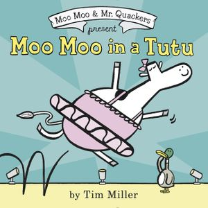 Moo Moo in a Tutu book image