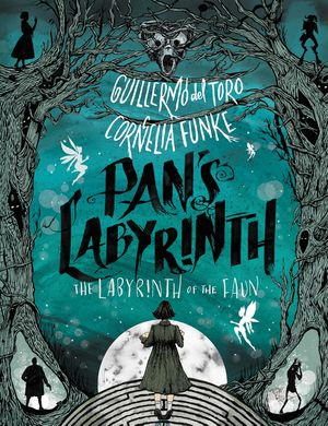 Pan's Labyrinth: The Labyrinth of the Faun book image