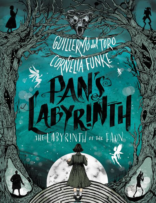 Pan's Labyrinth: The Labyrinth of the Faun - Guillermo del Toro - E-book