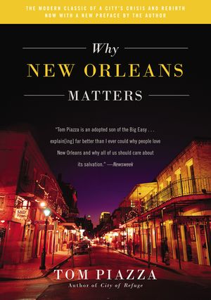 Why New Orleans Matters book image