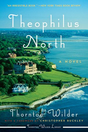 Theophilus North book image