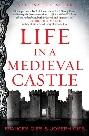 Life in a Medieval Castle book image
