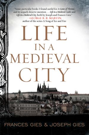 Life in a Medieval City book image