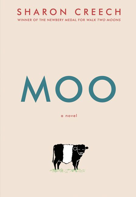 moo sharon creech hardcover