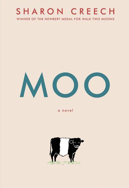 Ebook Moo By Sharon Creech