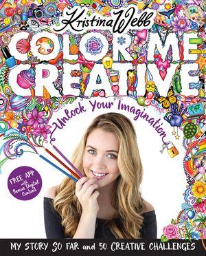 Color Me Creative book image