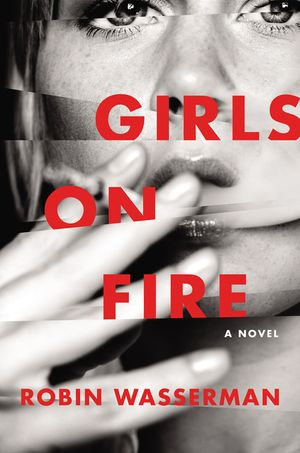 Girls on Fire book image