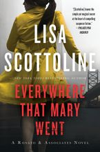 Everywhere That Mary Went Paperback  by Lisa Scottoline