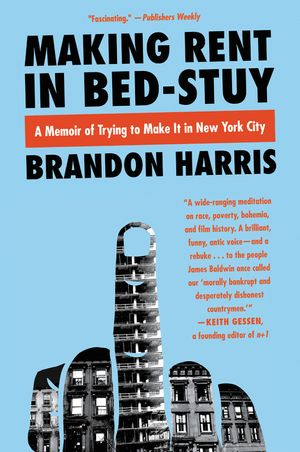 Making Rent in Bed-Stuy book image