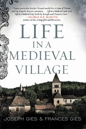 Life in a Medieval Village book image