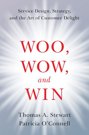 Woo, Wow, and Win Hardcover  by