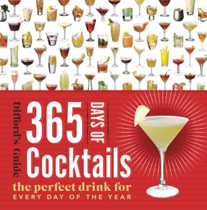 365 Days of Cocktails book image