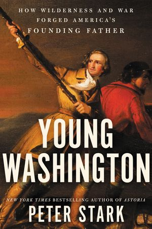 Young Washington book image