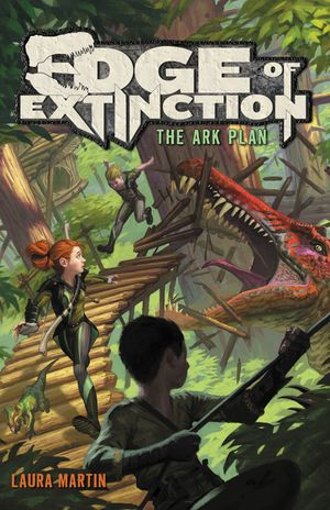 Edge of Extinction #1: The Ark Plan book image