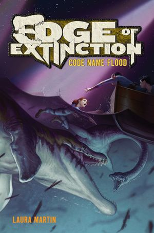 Edge of Extinction #2: Code Name Flood book image