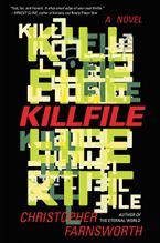 Killfile Hardcover  by Christopher Farnsworth