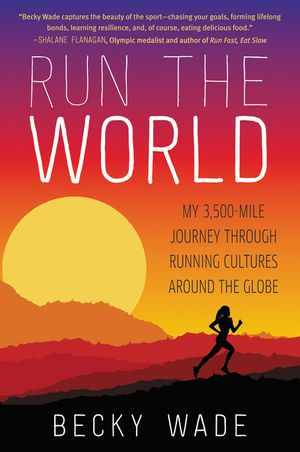 Run the World book image
