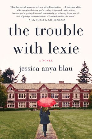 The Trouble with Lexie book image