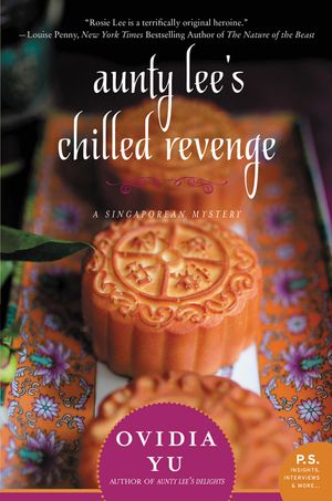 Aunty Lee's Chilled Revenge book image