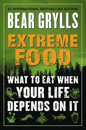 Extreme Food book image