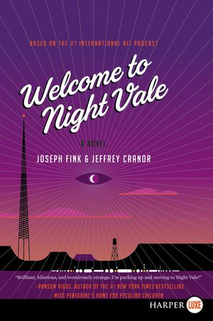 Welcome to Night Vale book image