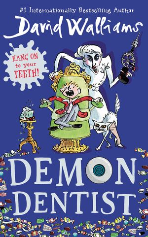 Demon Dentist book image