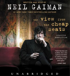 The View from the Cheap Seats CD