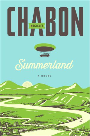 Summerland book image