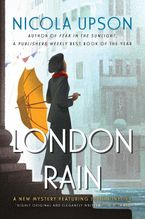 London Rain Paperback  by Nicola Upson