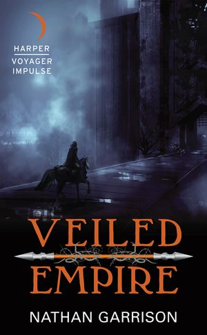Veiled Empire book image