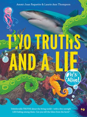 Two Truths and a Lie: It's Alive! book image