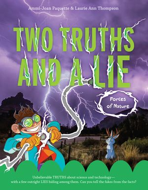 Two Truths and a Lie: Forces of Nature book image