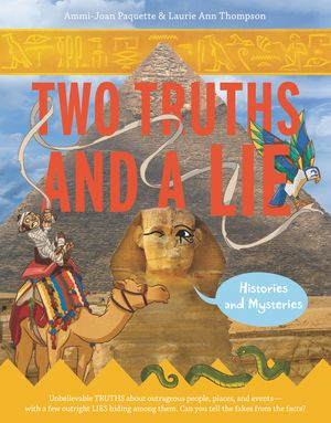 Two Truths and a Lie: Histories and Mysteries book image