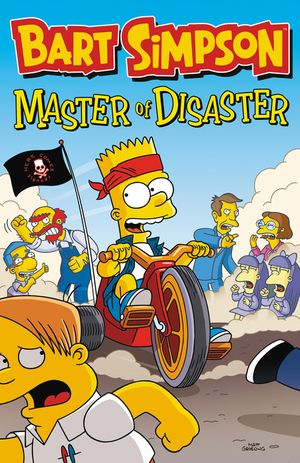 Bart Simpson: Master of Disaster book image