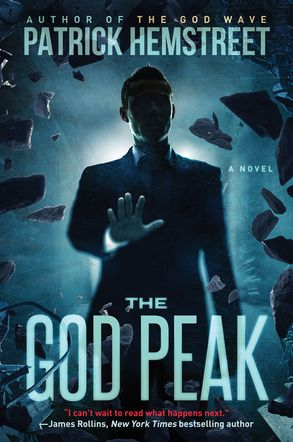 Cover image - The God Peak: A Novel