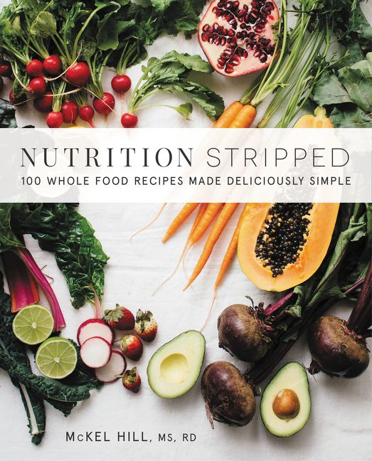 Nutrition stripped mckel hill paperback enlarge book cover forumfinder Images