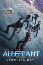 Allegiant Movie Tie-in Edition Hardcover  by Veronica Roth