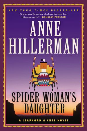 Spider Woman's Daughter book image