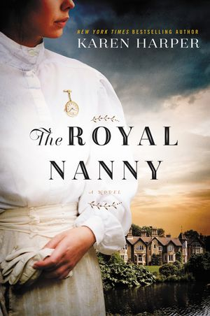 The Royal Nanny book image