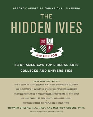 The Hidden Ivies, 3rd Edition book image