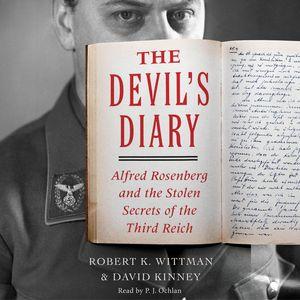 Devil's Diary book image
