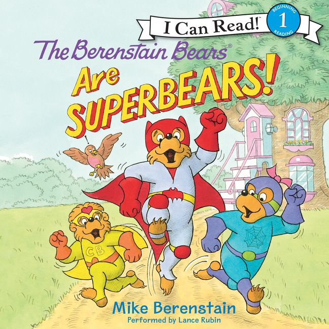 Image result for the berenstain bears are superbears