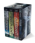 Divergent Series Four-Book Paperback Box Set Paperback  by Veronica Roth