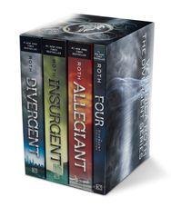 Divergent Series Four-Book Paperback Box Set