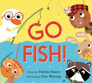 Go Fish! Hardcover  by Tammi Sauer