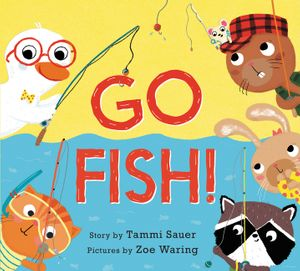 Go Fish! book image