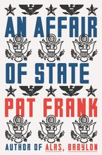An Affair of State eBook  by Pat Frank